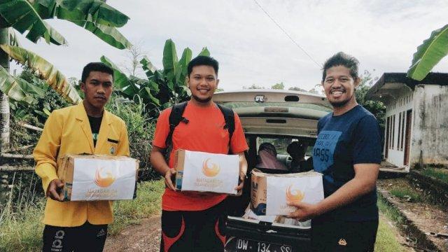 Produksi APD Secara Mandiri, Wagub Sulsel Apresiasi Gerakan Alumni LPDP