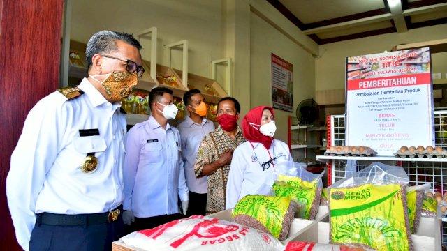 Kementan Berikan 1.750 Paket Sembako untuk Sulsel
