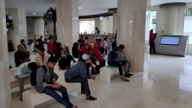 Pasca Idul Fitri, Pelayanan Perizinan Satu Pintu di Sinjai Berjalan Normal