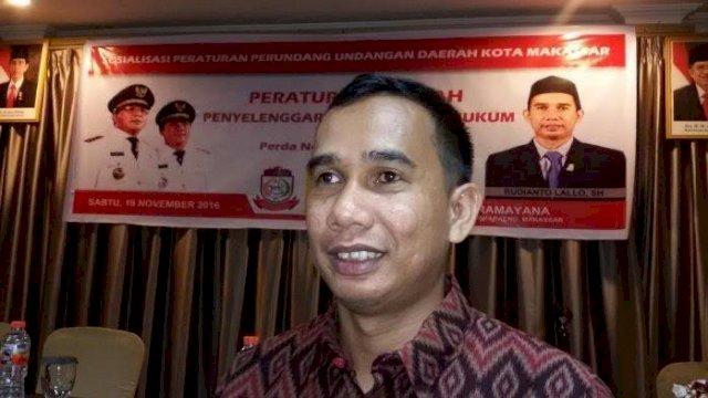 Soal Penolakan Rapid Rest Sejumlah Warga di Makassar, Rudianto Lallo: Sosialiasinya Harus Lebih Massif Lagi
