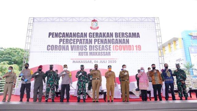 Dukung Peraturan Walikota Makassar Nomor 36 Tahun 2020, Wagub : Ini Untuk Kebaikan Bersama