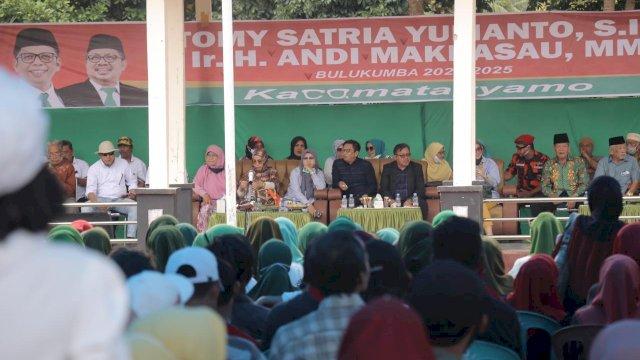 Eks Ketua Dewan Pertimbangan NasDem Blak-balakan Ungkap Alasan Dukung TSY-AM