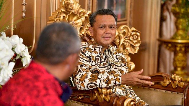 Gubernur Sulsel Sebut Kunci Kesejahteraan Petani dengan Perbaiki Manajemen