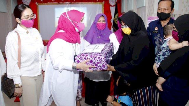 Perempuan Parlemen Berkunjung ke Rutan, Ketua DPRD Sulsel Miris Melihat Balita Jalani Hidup di Tahanan