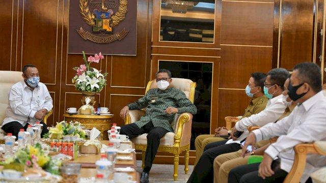 Gubernur – BP Jamsostek Sepakat Dorong Kenyamanan Seluruh Pekerja