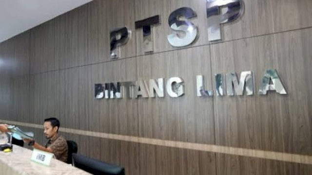 Meski PSBB, PTSP Makassar Genjot Proses Perizinan