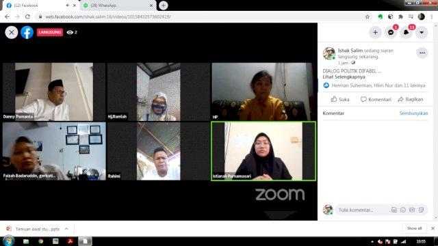 Jaringan Organisasi Difabel Makassar : Hanya Danny Yang Ingin Berdialog