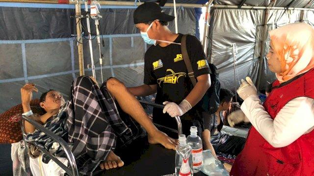 Mengenang 2 Tahun Gempa-Tsunami Palu, Momen Pertemuan Deng Ical dan Dokter Fadli