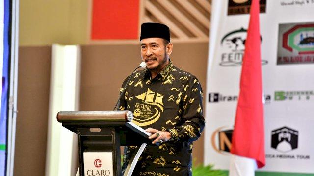 Ketua Kesthuri Sebut Nurdin Abdullah Gubernur Sulsel Pertama Hadir di Kegiatan Event Organizer