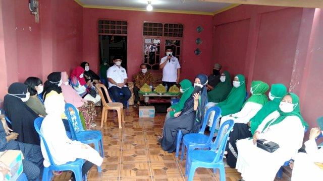 Pasar Semrawut dan Krisis Air Bersih Dikeluhkan Warga Pannampu, Rahman Bando Janji Bereskan