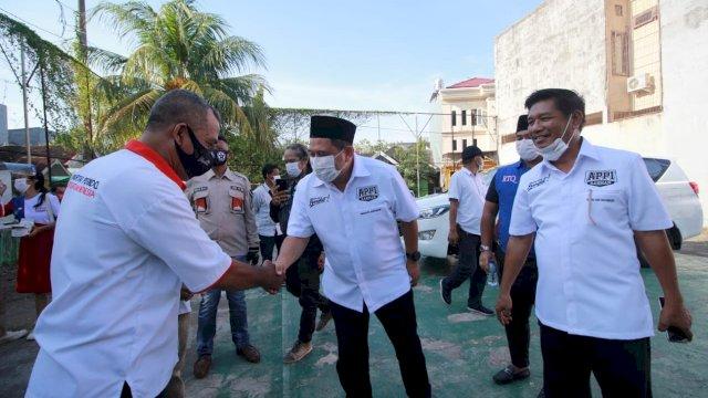 Yakin Bawa Makassar Bangkit Kembali, Ketua RW di Lembo Pilih Appi-Rahman