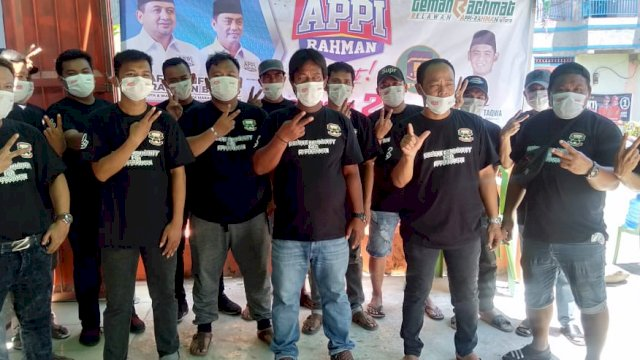 Tinggalkan Danny Pomanto, Accung Community Deklarasi Beralih Pilih Appi-Rahman