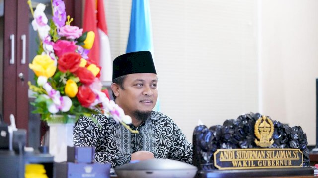 Vicon Bersama Menko Marves, Wagub Sulsel : Operasi Yustisi Bantu Turunkan Rt