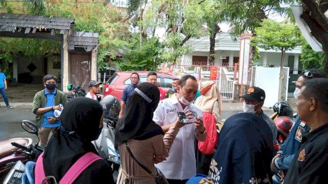 Bedah Program Appi-Rahman Relawan Kalla dan Laskar Baberong Hadirkan Diskusi Ekonomi Lorong