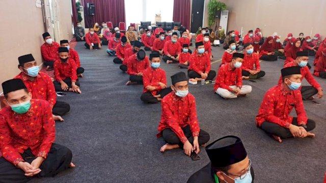 Sebelum Pembukaan MTQ di Padang, Wagub Temu dan Beri Motivasi Kafilah Sulsel