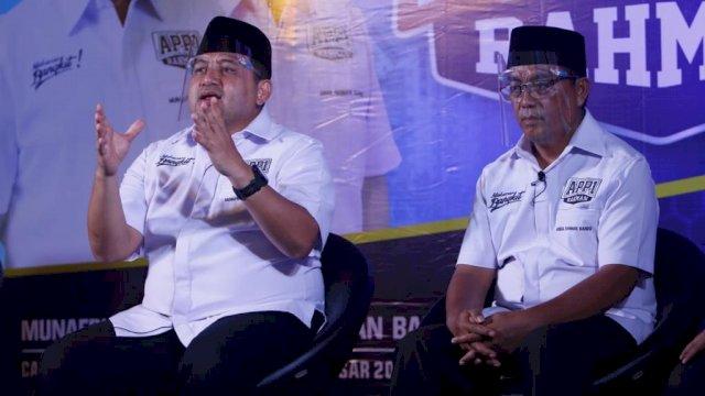 Appi-Rahman Akan Berkantor di Jalanan Bareng Ketua RT/RW