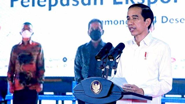 Presiden Akui Ekspor Indonesia Bisa Bersaing dengan Pasar Global