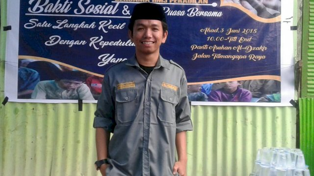 Sukseskan Pilkada, Ketua TPS 013 Lembo Makassar Ajak Warga ke TPS