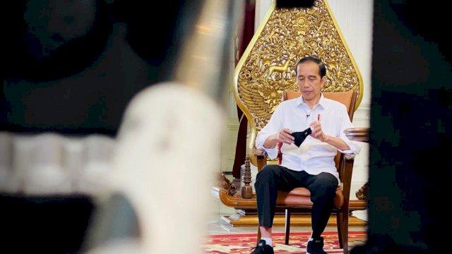 Presiden Jokowi: Vaksin Covid-19 Gratis untuk Rakyat
