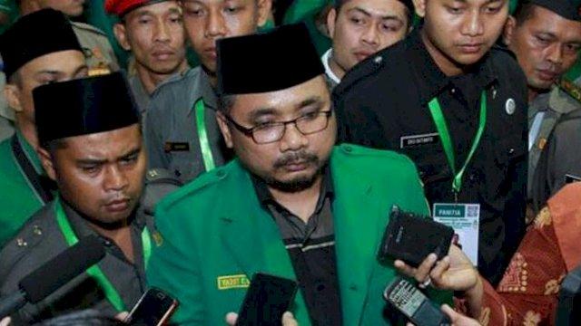 Jokowi Angkat Ketum GP Ansor Yaqut Cholil Qoumas Jadi Menteri Agama Ganti Fachrul Razi