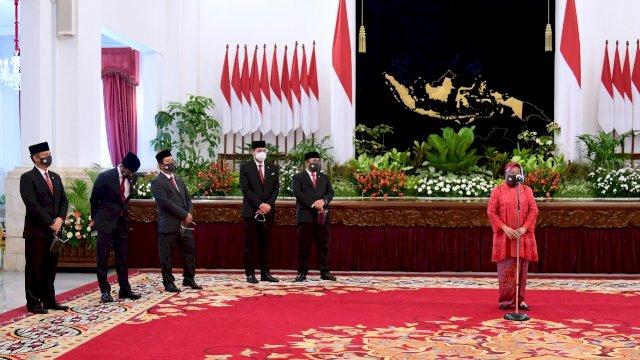 Telah dilantik, Ini Program Kerja Enam Menteri Baru Indonesia Maju