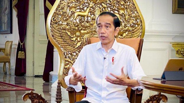 Menuju 2021, Presiden Jokowi Anggap Tahun 2020 Ujian yang Amat Berat