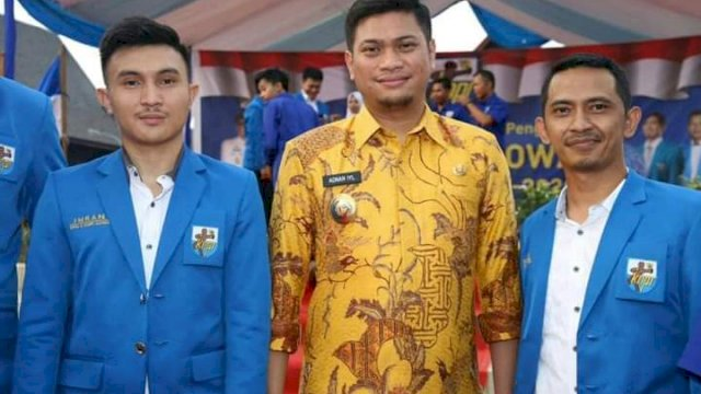 Jelang Musda KNPI Gowa, AMK Nyatakan Dukungan ke Fatahuddin Lewa