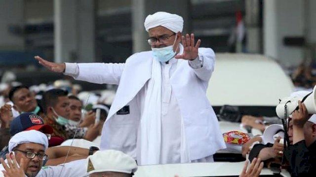 Habib Rizieq Sakit Mengkhawatirkan di Tahanan, Permadi Arya: Yuk Kita Aminkan Doanya Sendiri