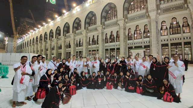 Terbang Perdana 16 Februari, Direct Flight Makassar Jeddah