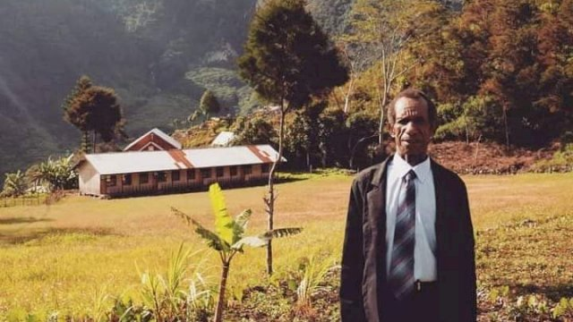 Pak Sulaiman, Sosok Pejuang Pendidikan di Pelosok Tanah Papua