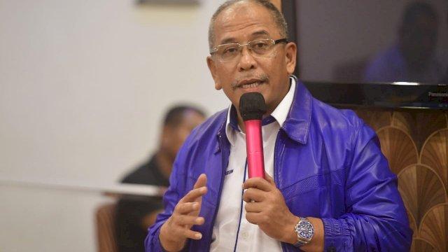 Di Hadapan 11 Ketua DPC, IAS Mappatabe Maju Musda Demokrat Sulsel