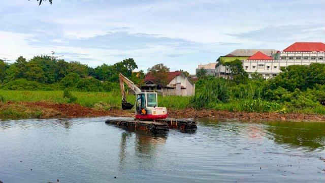 Pengerukan Sungai Balangturungan Sukses kurangi dampak banjir, Warga Daya: Terima Kasih Pak Wagub