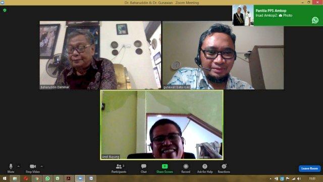 Program Doktor Ilmu Manajemen AMKOP Laksanakan Kuliah Martikulasi Doktoral Perdana