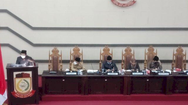 Fraksi di DPRD Makassar Sepakat Perubahan Badan Hukum BPR Kota Makassar