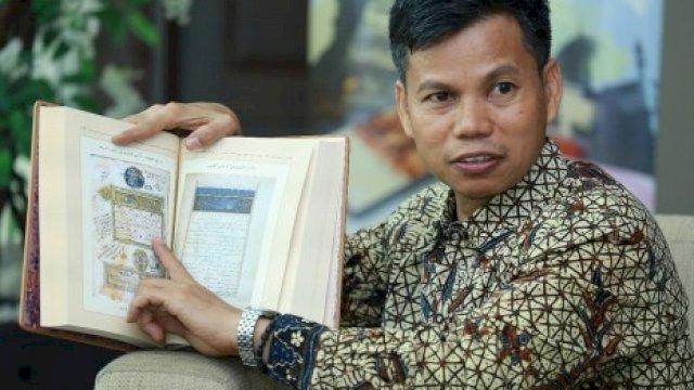 Direktur Guru dan Tenaga Kependidikan (GTK) Kemenag Madrasah Muhammad Zain