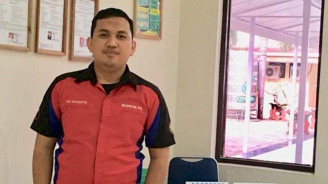 Adi Arianto, Alumni Farmasi UIN Alauddin Makassar (Foto: Ist)