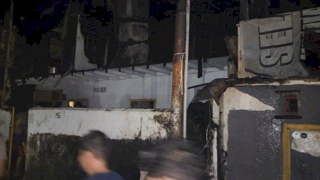 Kebakaran Hebat di Bunga Ejaya Makassar, Damkar: Padat Penduduk, Diperkirakan 30an Rumah