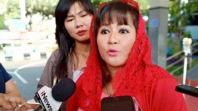 Tamparan Keras, Dewi Tanjung: Demokrat Itu Partai yang Tidak Memiliki Jiwa Nasionalisme