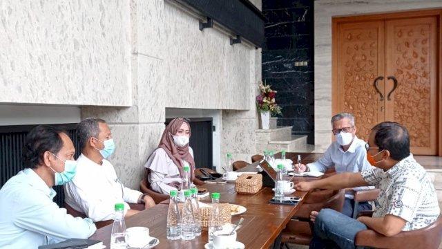Danny Pomanto 'Coffee Morning' Bersama Tim Transisi, Bahas Progres Pemetaan Program