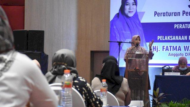 Gelar Sosper tentang PUG, Fatma Wahyuddin: Ini Angin Segar buat Perempuan