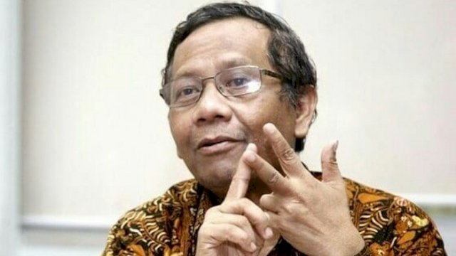 Mahfud MD Tanggapi Pertanyaan JK Soal Cara Kritik Pemerintah Agar Tak Dipanggil Polisi