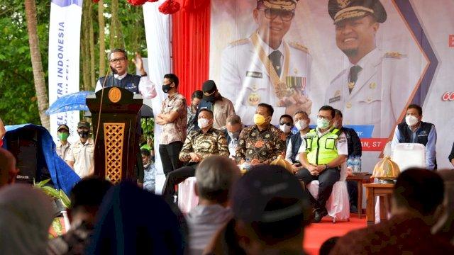 Gubernur Sulsel Gandeng Perseroda dan Bank Sulselbar Sejahterakan Petani