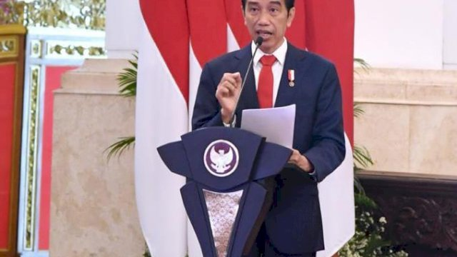 Perintah Jokowi: Polri Harus Selektif Sikapi Laporan Pelanggaran UU ITE