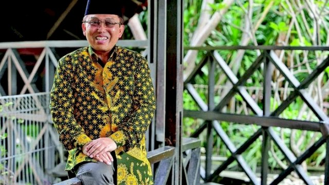Mantan Wakil Sekretaris Jenderal (Sekjen) Majelis Ulama Indonesia (MUI), Nadjamuddin Ramly (Foto: Medcom)