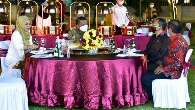 Gubernur Sulsel Pertahankan Tradisi Malam Ramah Tamah Sebelum Pelantikan Kepala Daerah