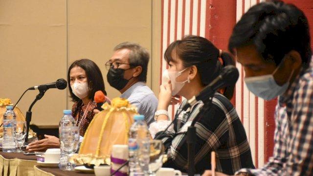 Galmerrya Kondorura Terangkan Pentingnya Revisi Perda Pelayanan Kesehatan di Era Normal Baru