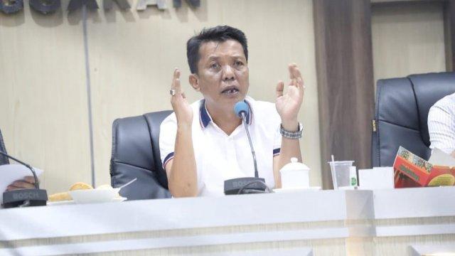 Komisi D DPRD Makassar Mediasi LPK dan PT Alpine Indo Makmur