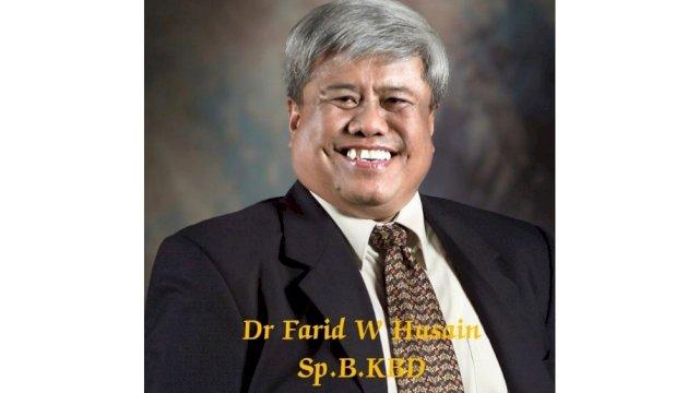 Farid Husain, Sang Dokter yang Juru Damai Konflik Itu Meninggal Dunia