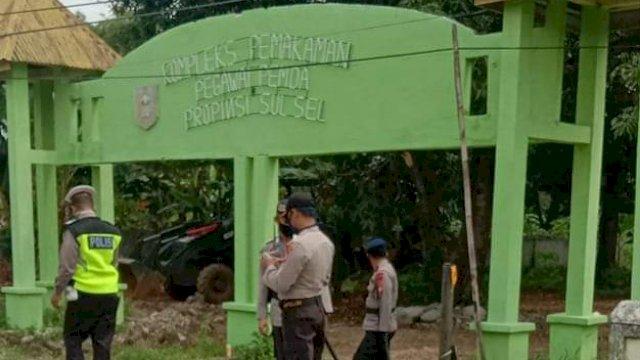 Plt Gubernur Sulsel Keluarkan Edaran Pembukaan Ziarah TPK Covid Macanda