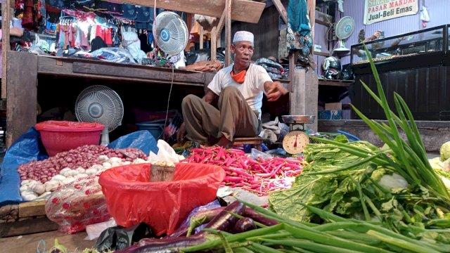 Potret Pasar Mandai, Pasar Terluar di Kota Makassar